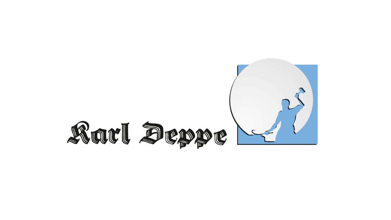 Logoentwicklung: Karl Deppe