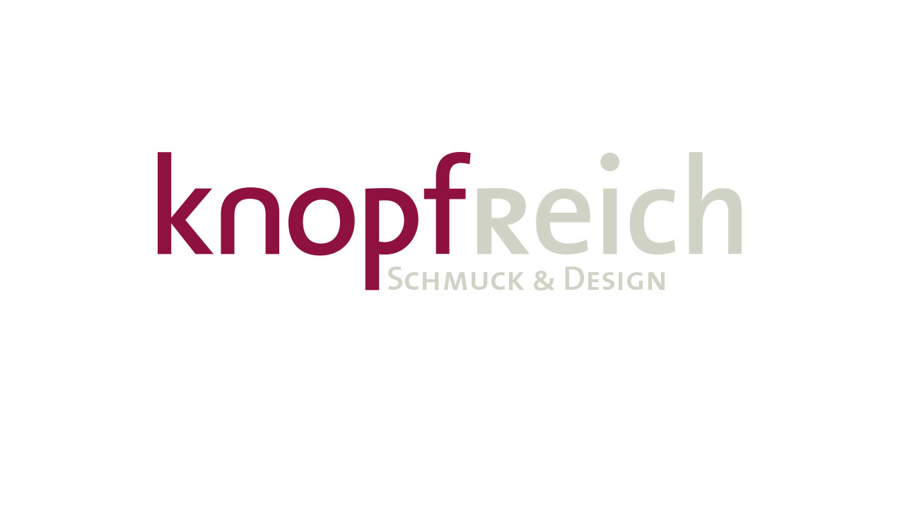 Logoentwicklung: KnopfReich