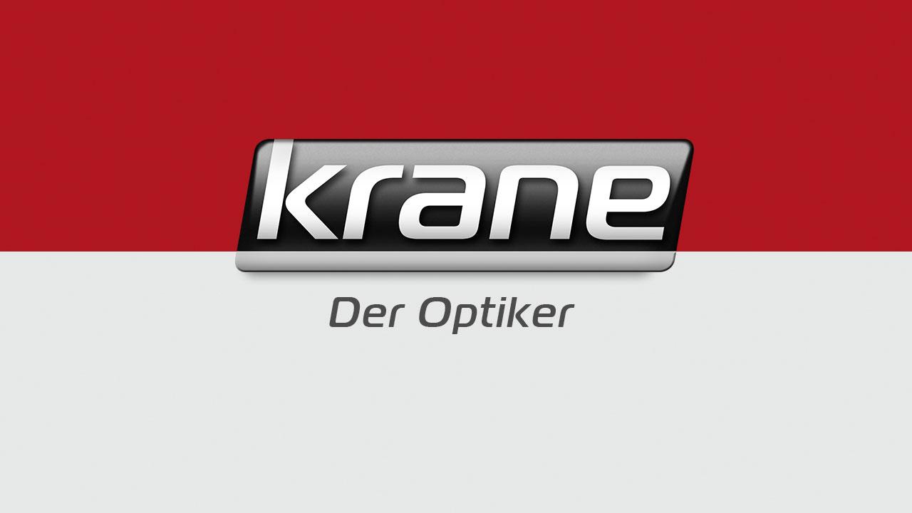 Logoentwicklung: krane Seh- und Hörzentrum
