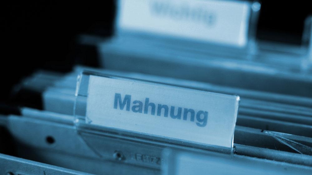 Das Mahnverfahren: Ablaufplan und Mustervorlagen