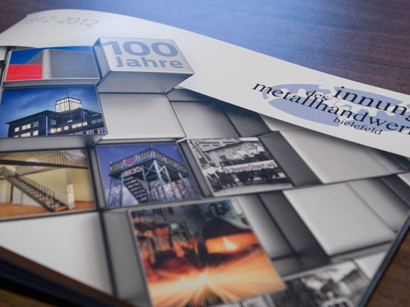 Festschrift: 100 Jahre innung des metallhandwerks bielefeld