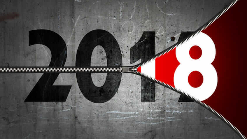 Jahreswechsel 2017/2018