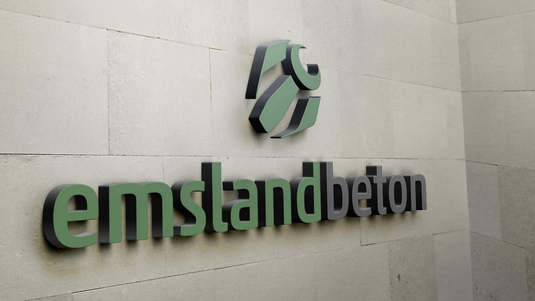 Logo emslandbeton