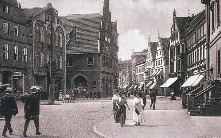 Alter Markt 1900