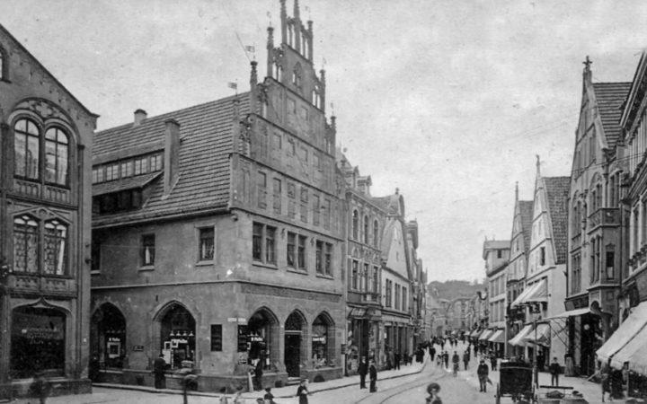 Alter Markt 1912