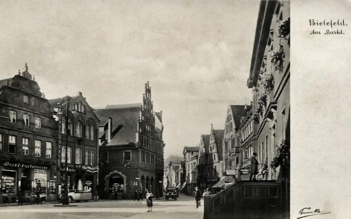Alter Markt 1936