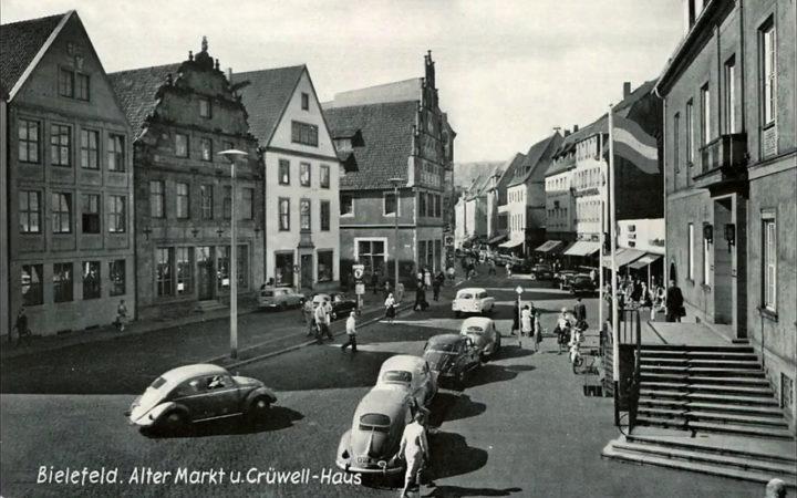 Alter Markt 1960