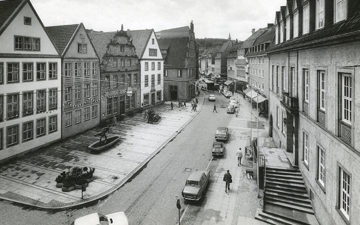 Alter Markt 1970