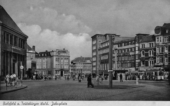 Jahnplatz Bielefeld