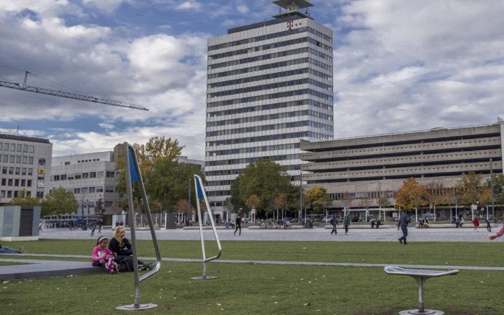 Kesselbrink 2013 mit Telekom-Hochhaus
