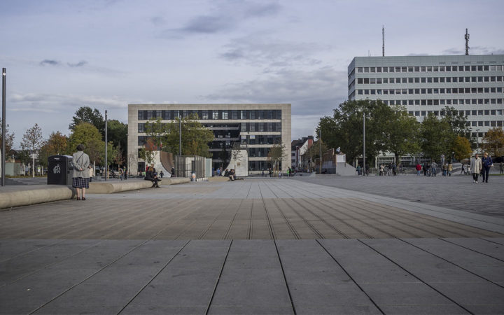 Kesselbrink 2013: Moderne Betonwüste