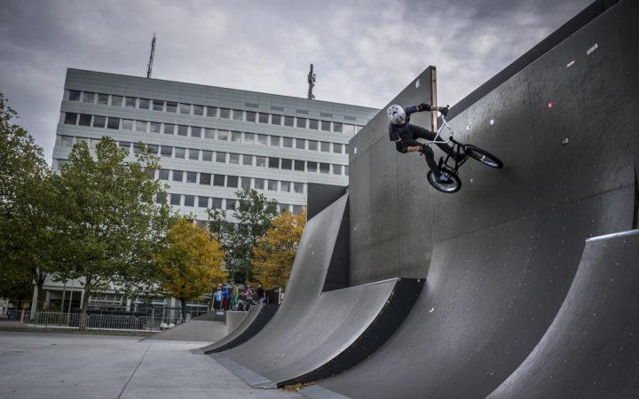 Kesselbrink 2013: Skaterbahn · Foto: André Morre