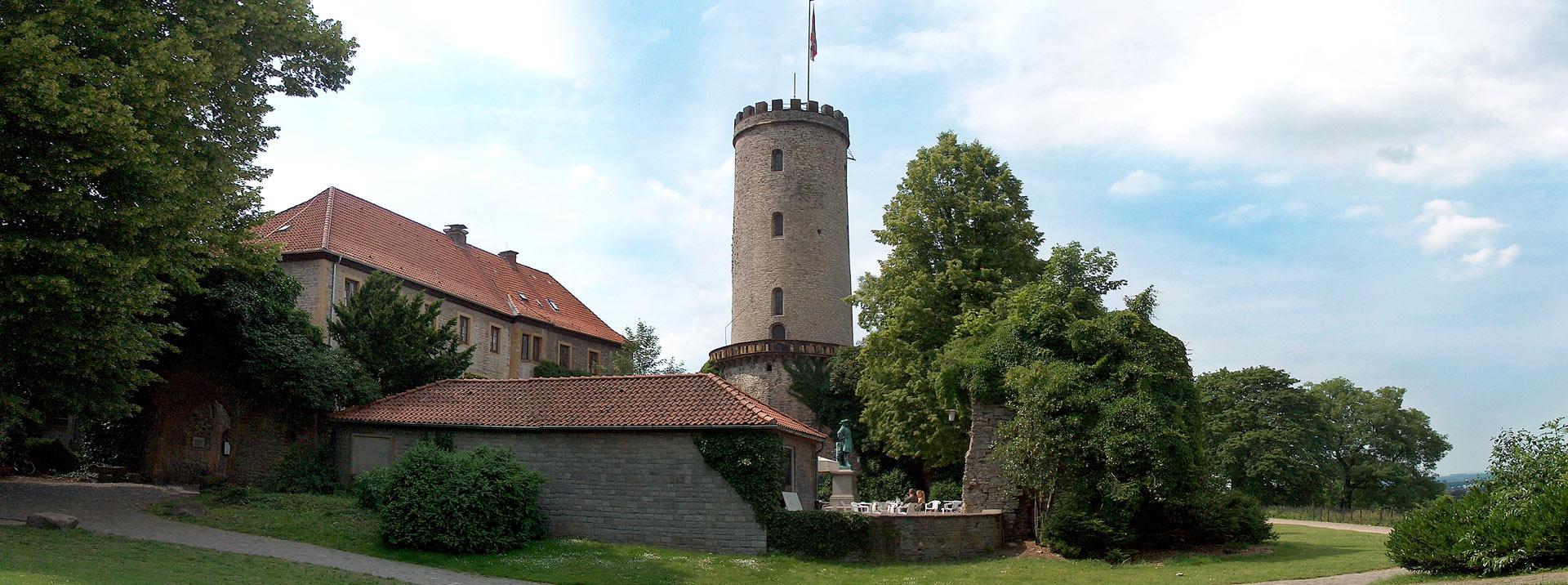 Sparrenburg Bielefeld 2008