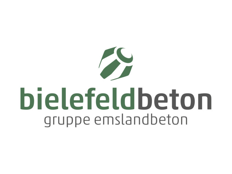 bielefeld beton Unternehmenslogo