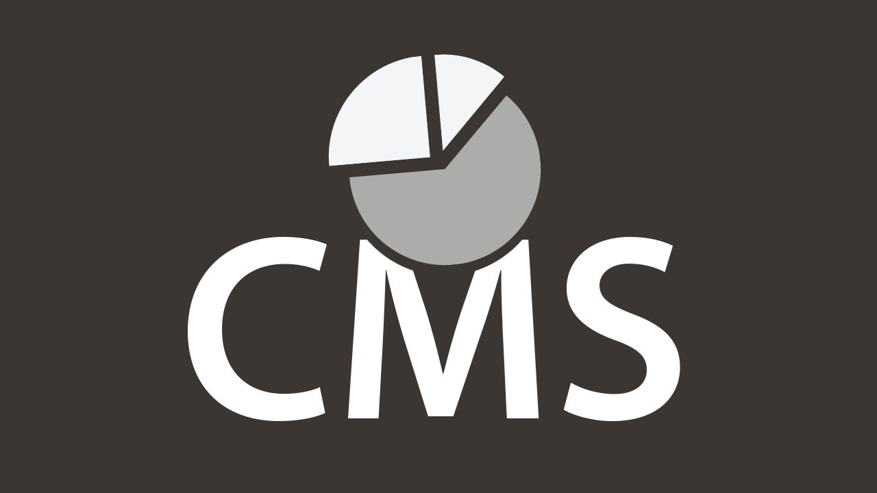 CMS Marktanteile 2019