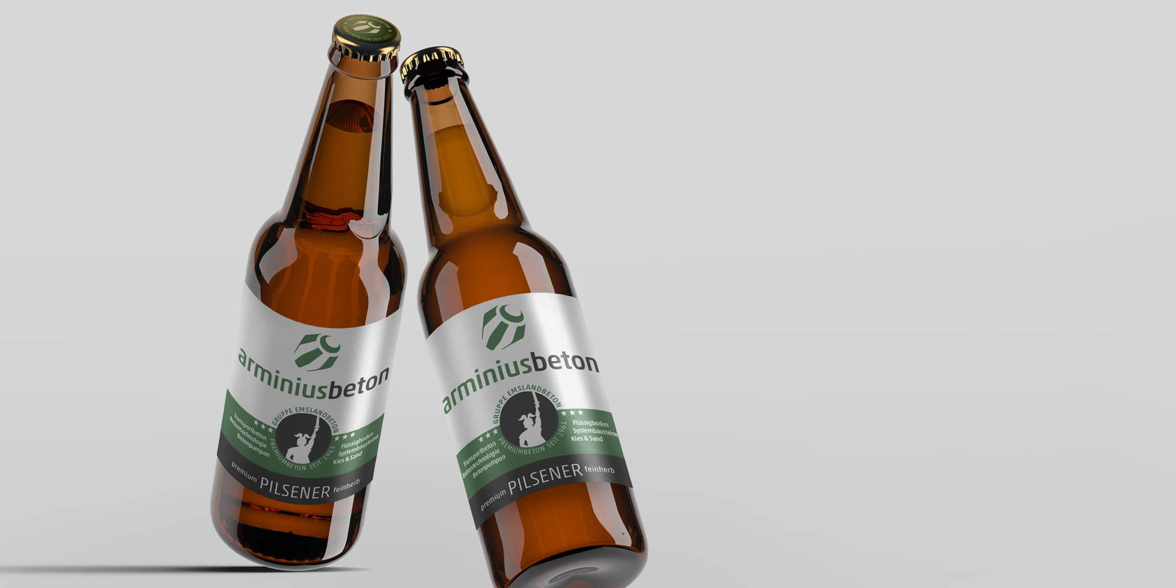 Werbemittel Bier