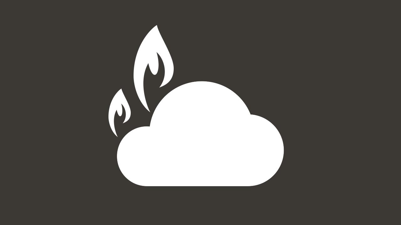 Großbrand in Europas größtem Cloudanbieter OVHcloud.